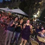 Clinitude Philipines enjoying Belgium's nightlife in Leuven.